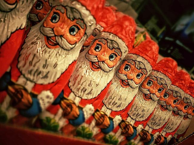 Exclusive Santa Claus Column