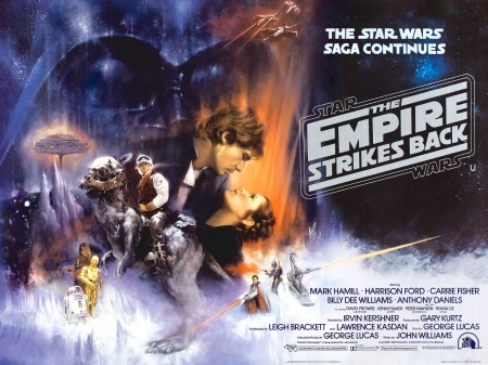 The Empire Strikes Back - I love You, I know