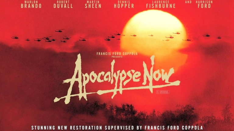Acocalypse Now - I love the smell of napalm in the morning