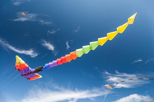 Concrete kite