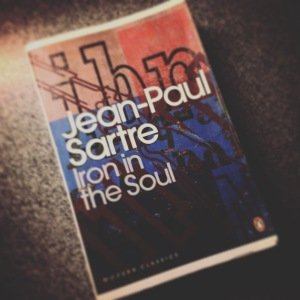 Iron in the Soul - Jean-Paul Sartre