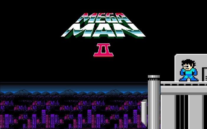 Mega Man 2 on the NES