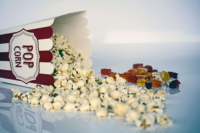 Propcorn - Popcorn and movie props