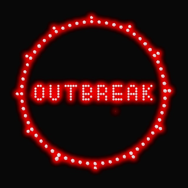 Santa Claus - Plague Outbreak newsletter