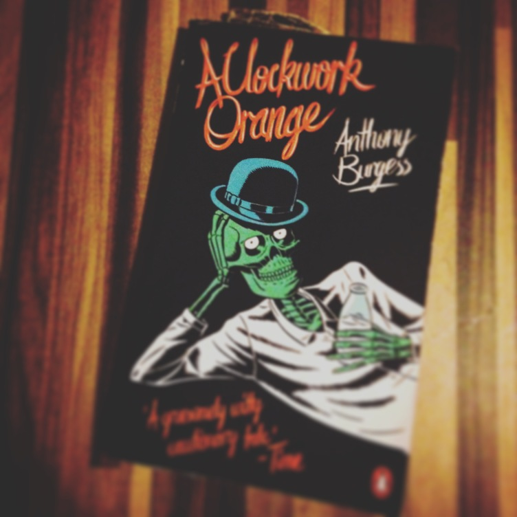 literary analysis of a clockwork orange by anthony burgess In a clockwork orange, by anthony burgess,  burgess most notable literary device is his use of nadsat  in a clockwork orange, behavior analysis and free will.