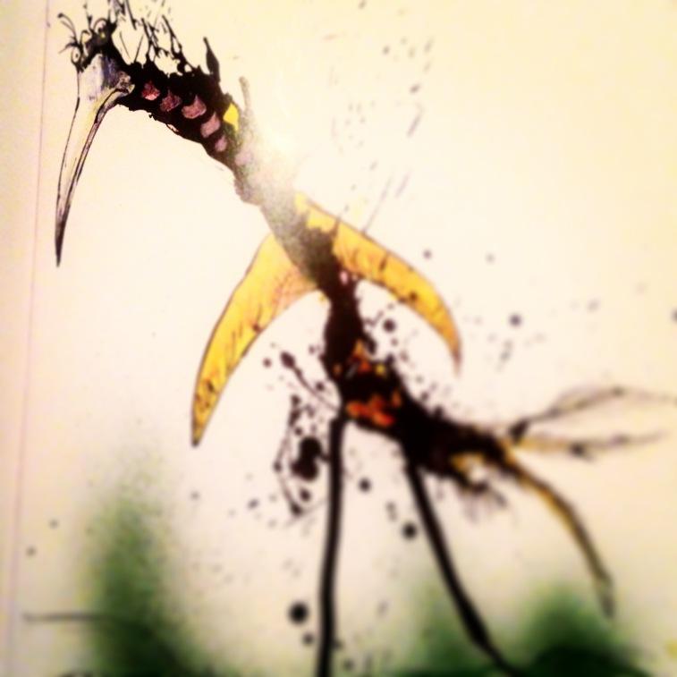 Ghosts of Gone Birds - Ralph Steadman