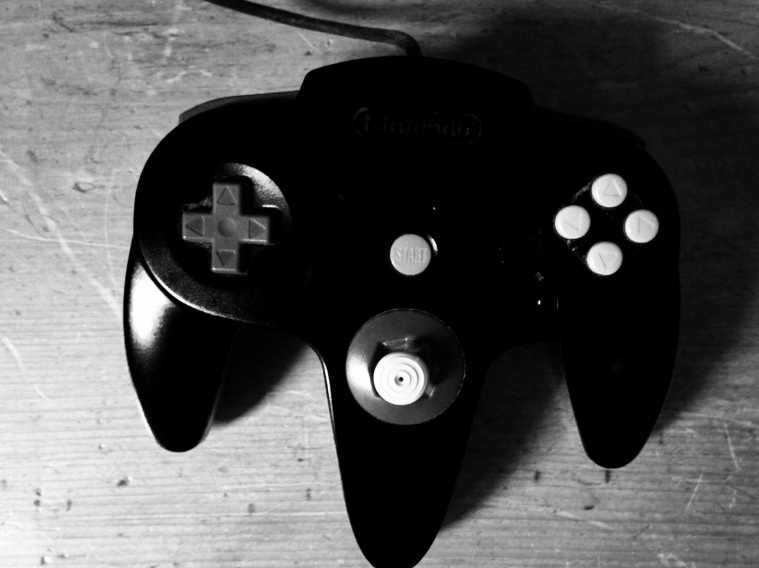N64 controller - 20th anniversary