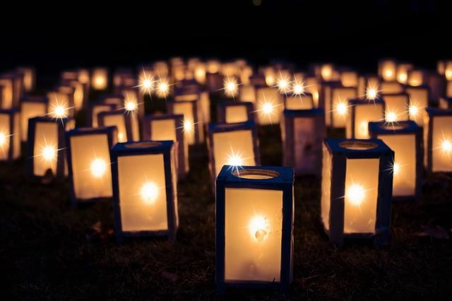 Door Candles