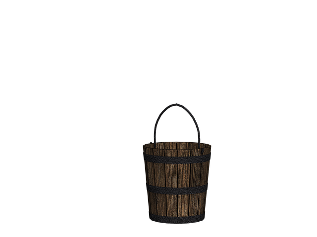 Kip in the Bucket saying