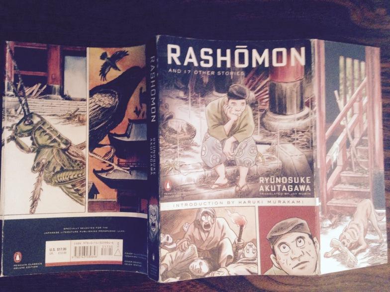 Rashōmon - Book Artwork