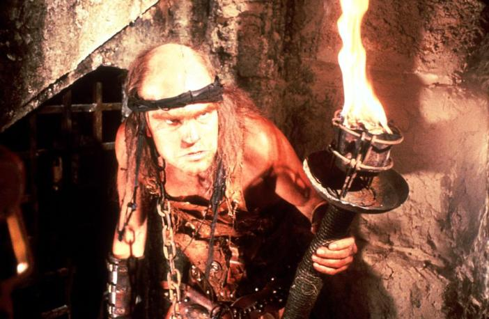 The Jailer - Terry Gilliam in Monty Python's the Life of Brian