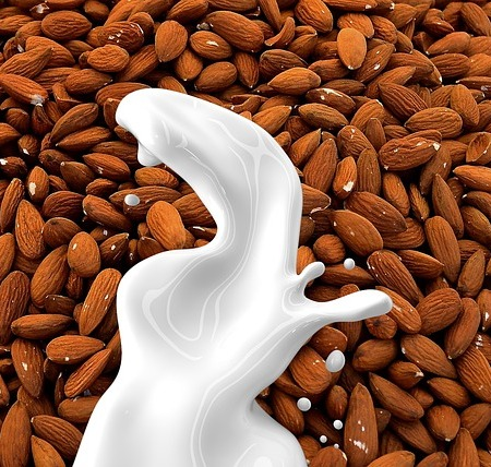 Almond milk Hipster crisis
