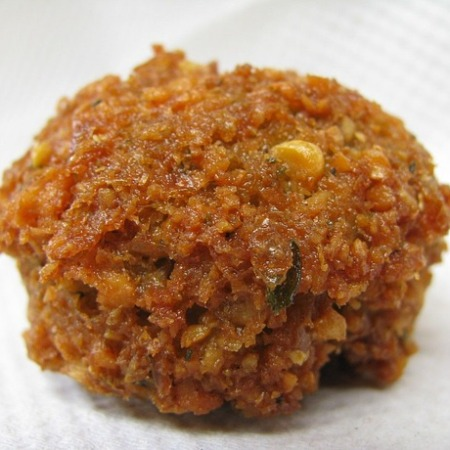 A falafel recipe which will make you feel truly awful!
