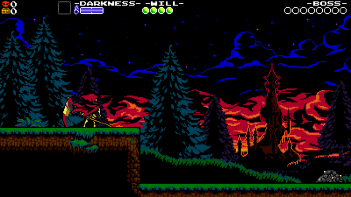Shovel Knight - The Specter of Torment on the Switch