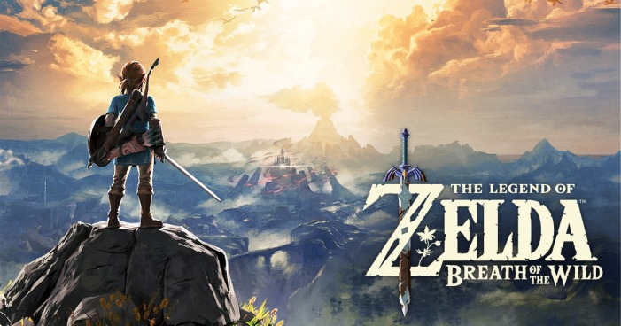 The Legend of Zelda - Breath of the Wild