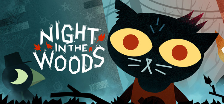 Night in the WoodsthespammockNight in the Woods