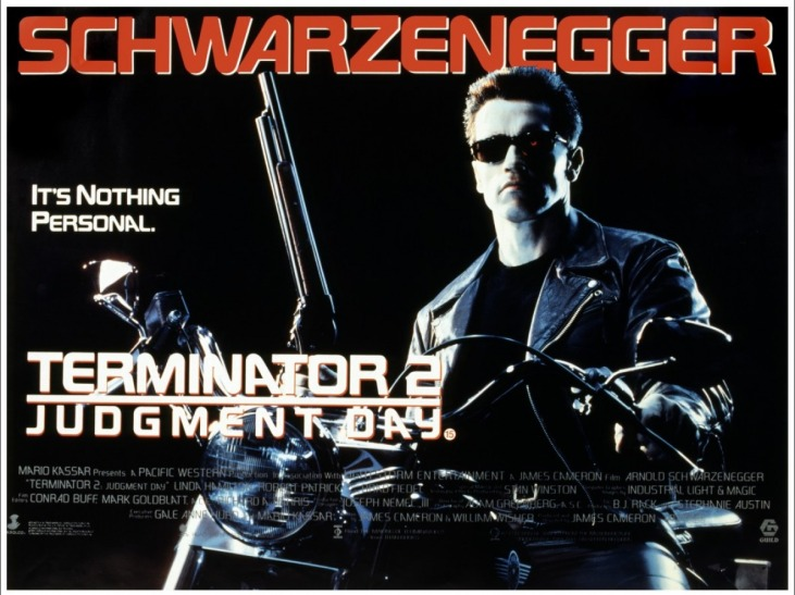 Terminator 2- Judgement Day - Come with me if you want to live
