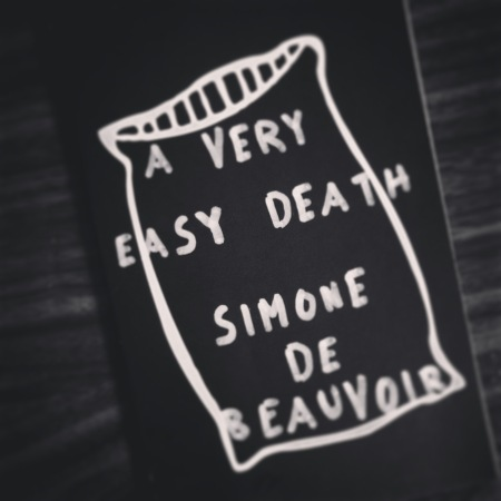 A Very Easy Death - Simone de Beauvoir