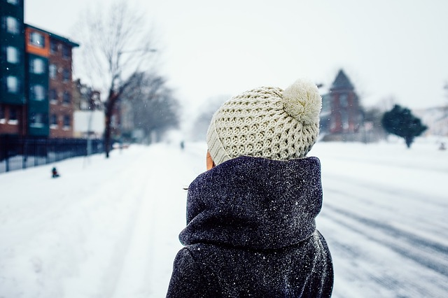 Bobble hats banned in the UK