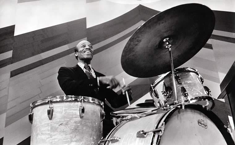 Jo Jones - Drumming God