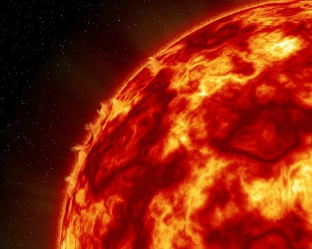 NASA plans to visit The Sun tabloid newspaper