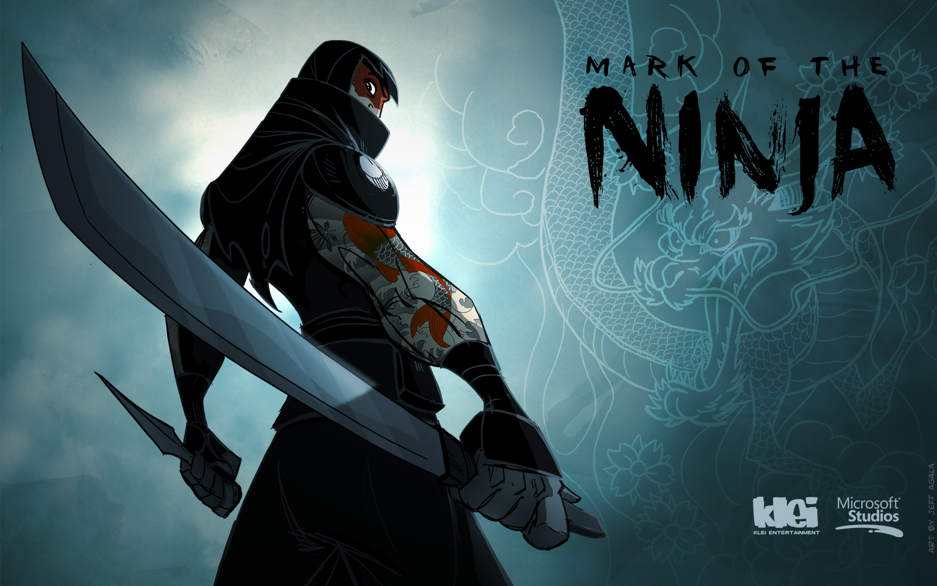 Mark of the NinjathespammockMark of the Ninja