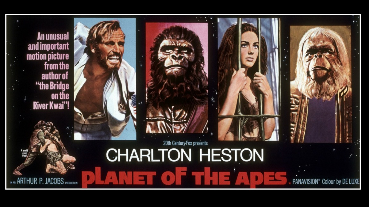 "Planet of the Apes: ""Take your stinking paws off me, you damned dirty ape!"" Quote Off Extravaganza!"