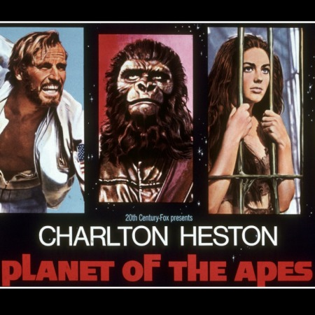 Planet of the Apes - Take your stinking paws off me, you damn dirty ape!