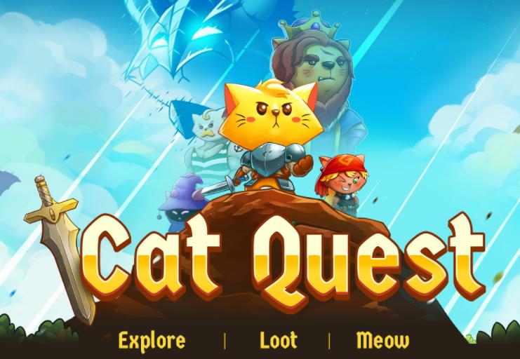 Cat QuestthespammockCat QuestHK Project