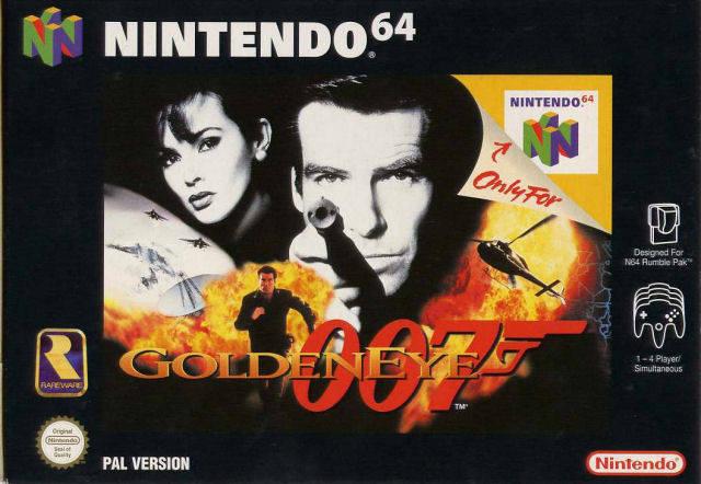 Goldeney N64 20th Anniversary