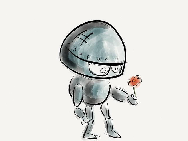 Is my husband a robot?