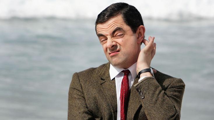 Mr. Bean - Ecce homo qui est faba