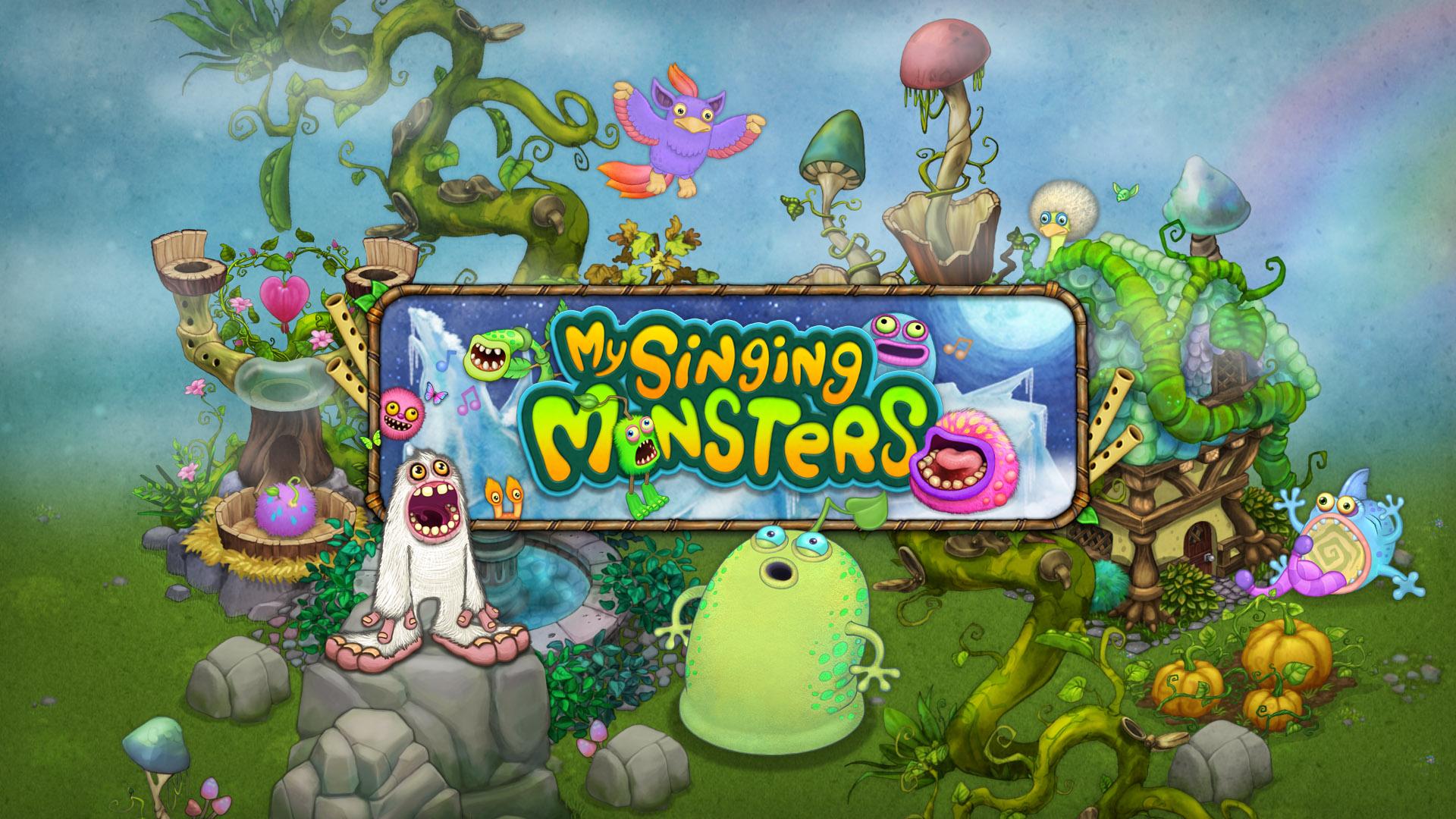 My Singing MonstersthespammockMy Singing Monsters