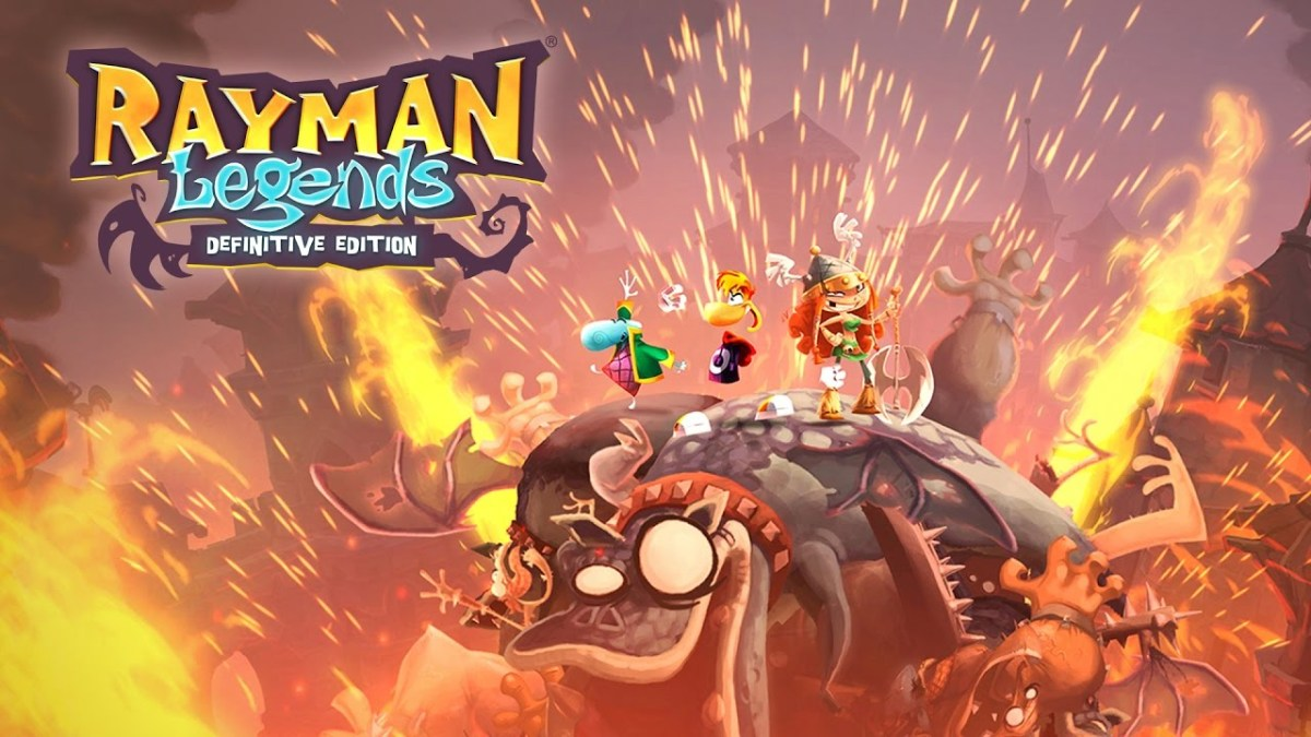 Rayman Legends: Definitive Edition... Worth the Moolah?