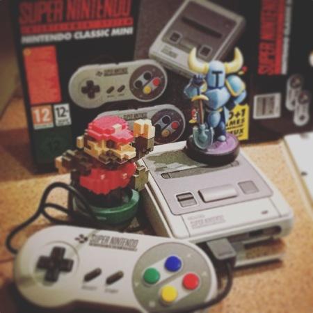 SNES Nintendo Classic Mini
