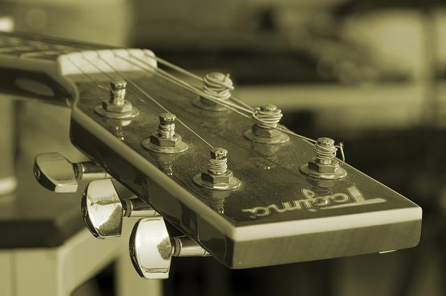 The Floss Guitar