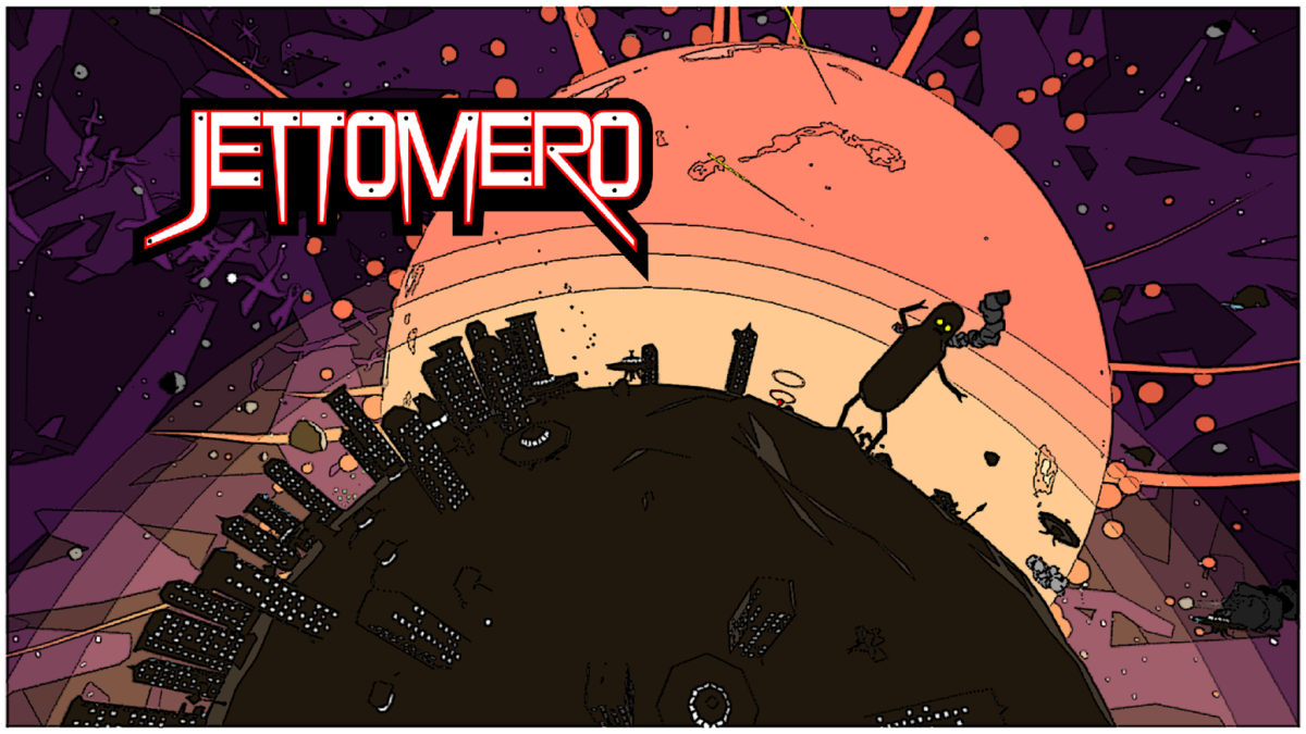 Jettomero: Save the Universe as a Lovably Clumsy Robot