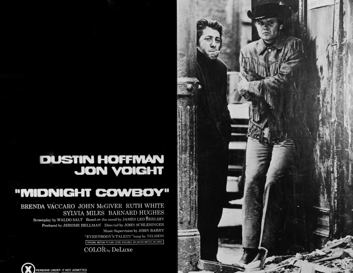 "Midnight Cowboy: ""I'm walking here!"" Quote Off Extravaganza!"