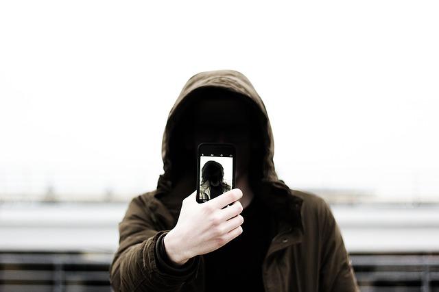Selfie taking addiction