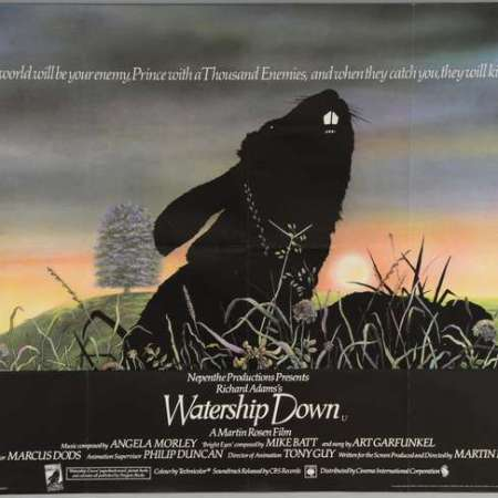 Watership Down film