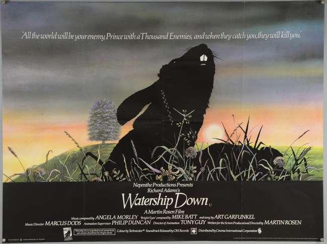 Watership Down film