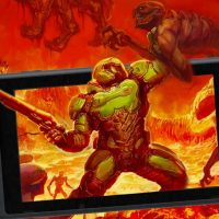 Doom: Ultra-Violent Shooty Boom Ratta Tatt Tatt on Switch