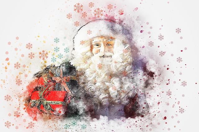 Exclusive Santa Claus interview