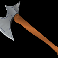 Invention: The Wine Bottle Axe (for wine and axe enthusiasts!)