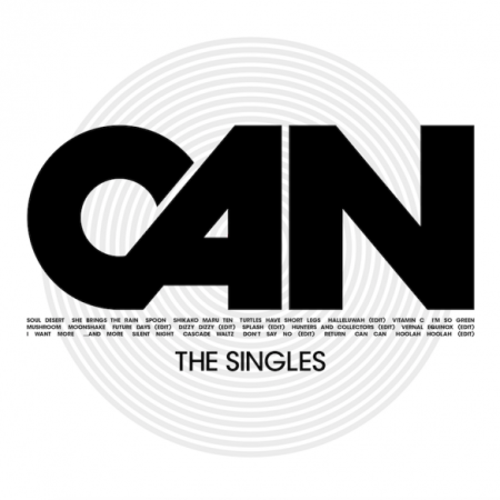Can - The Singles Feature