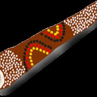 Invention: The Didgeridoor (a door made from didgeridoos)