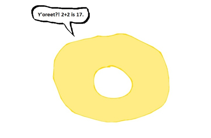 The dumb donut