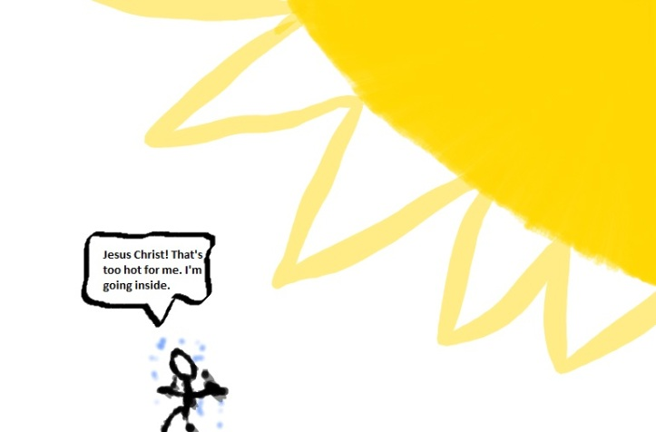 Too Hot Sun