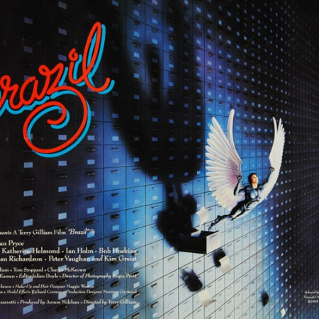 Brazil by Terry Gilliam
