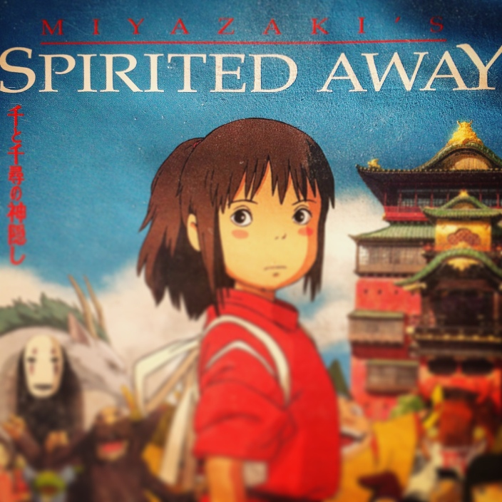 Spirited Away by Studio Ghibli
